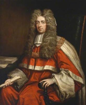 Jeffreys George 1st Baron Jeffreys of Wem